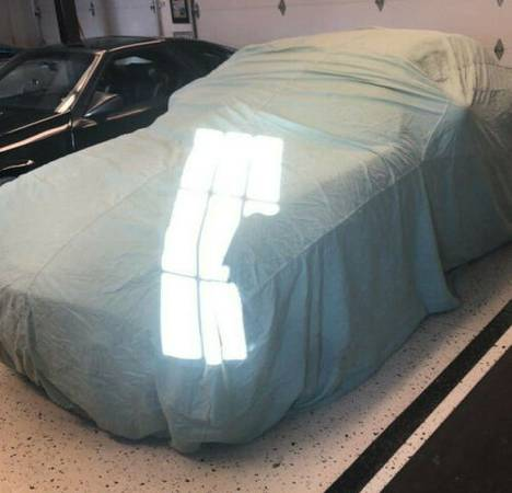 Photo Car Covers from Ed Meurer Collection - Custom Made Universal Type Fit - $40 (Grosse Pointe Woods)