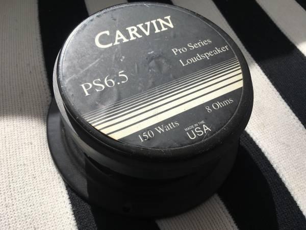 Photo Carvin PS 6.5quot pro audio speaker, new - $25 (Birmingham)