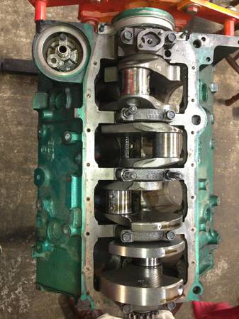 Chevy Lt1 Lunati Stroker Engine Block Crank Rods 383 1500 Plymouth Auto Parts Sale Detroit Mi Shoppok