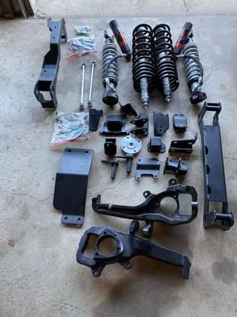 Photo Dodge Ram BDS 6 inch Lift Kit - $2,900 (Roseville)