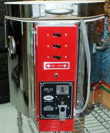Photo EvenHeat Kiln Sitter Model K-10  1210 Oven China Porcelain Painting - $999 (Dearborn Heights)