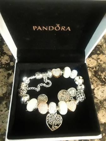 Photo Ladies Pandora Bracelet - $75 (Southfield)