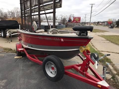 Photo Lund Pro Angler 16 - $10,995 (Waterford)