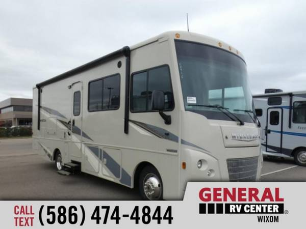 Photo Motor Home Class A 2021 WINNEBAGO Vista 27P - $162,844 (Detroit, MI (Macomb County))