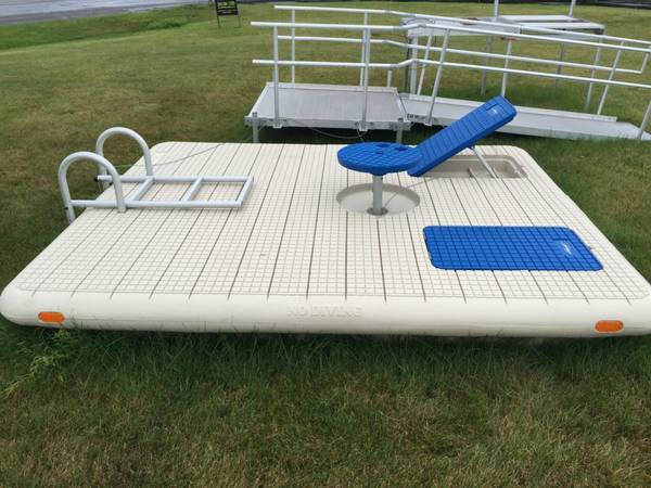 Photo Otter Island Swim Raft - $1799 (Whitmore Lake)