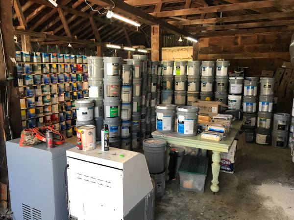 Photo PAINTWOW $10GALLON (was $60GAL) GORGEOUS COLORS (3001 Fresh Gallons Paint Your Whole House Cheap)
