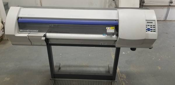 Photo Roland Versacamm SP300v Printer  Cutter Plotter - $2200 (Ray)