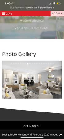 Photo Seeking roomate for Retreat at Farmington Hills Apartment complex. 2 Bed 2 Bath (Farmington Hill)