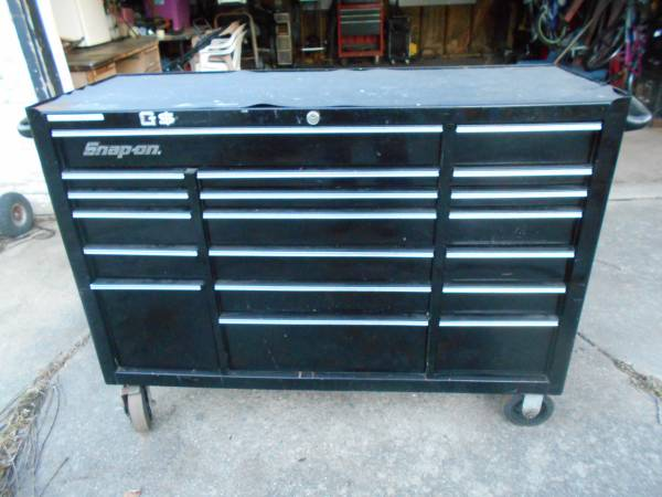 Photo Snap on Tool box for sale - $1000 (Mt.Clemens)