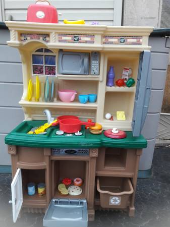 Photo Step 2 Kitchen with Food - $60 (waterford)