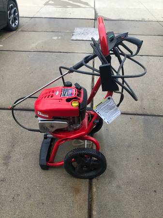 Photo TROY BILT POWER WASHER 2300 PSI $150 - $150 (macomb twp)
