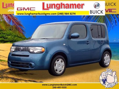Photo Used 2014 Nissan Cube 1.8 S for sale