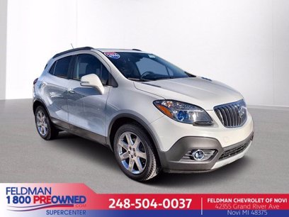 Photo Used 2016 Buick Encore FWD Leather for sale
