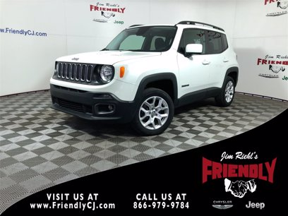 Photo Used 2017 Jeep Renegade 4WD Latitude for sale
