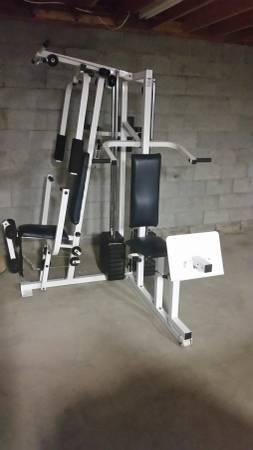 Photo Weider Home Gym - $250 (Capac)