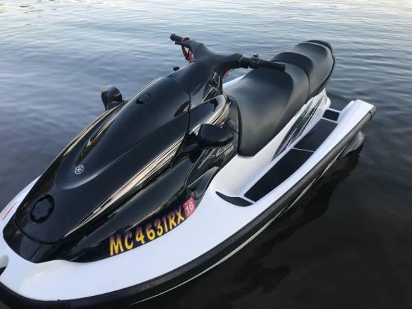 Photo Yamaha xl760 three seater jetski  waverunner - $2500 (Waterford)