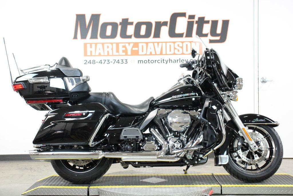Photo 2016 Harley-Davidsonxc2xae FLHTK - Ultra Limited
