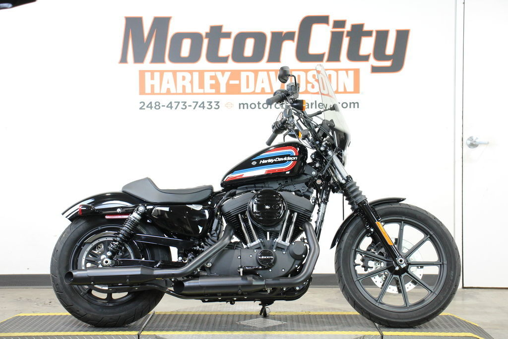 Photo 2020 Harley-Davidson XL1200NS - Sportster Iron 1200