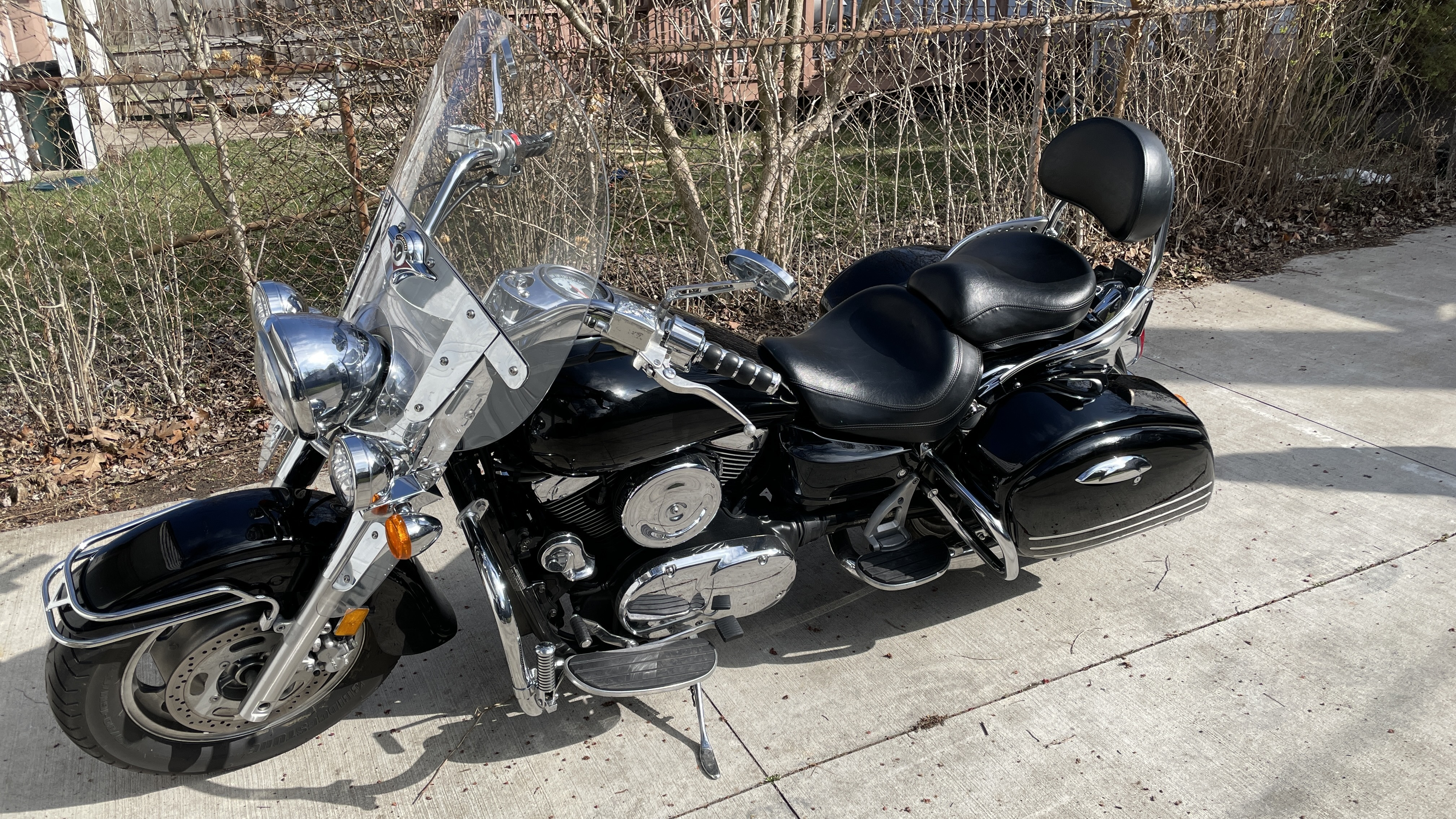 Photo 2006 Kawasaki VULCAN 1600 NOMAD $113.85113.85