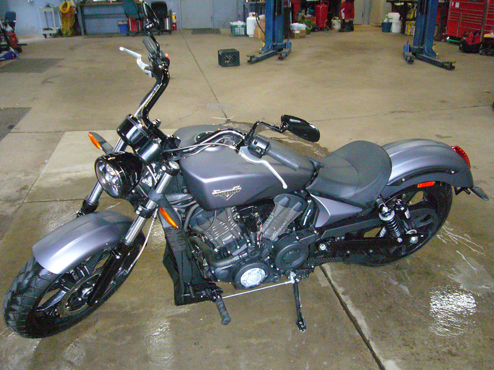 Photo Used 2017 Victory Cruiser Motorcycle  $6500
