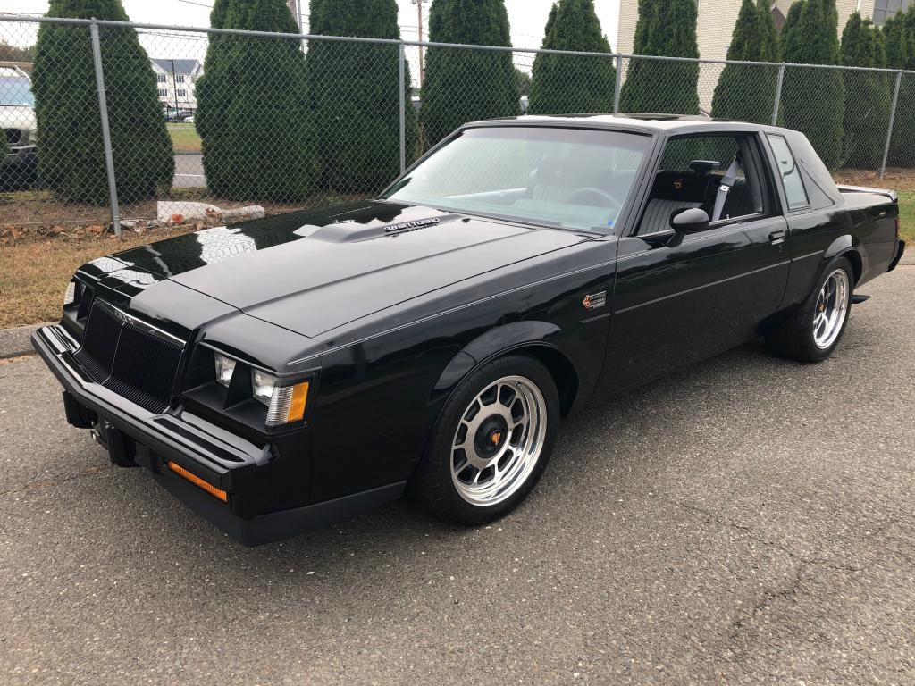 Photo 1986 BUICK GRAND NATIONAL