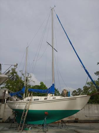 Photo 1977 Allied Seawind Mk2 3239 Perch Sailboat - $17,500 (Savannah)