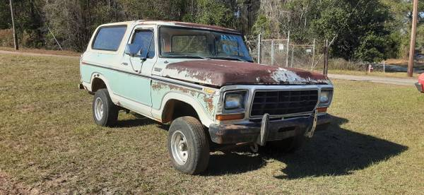 Photo 1979 Ford Bronco - $1,234 (Ozark)