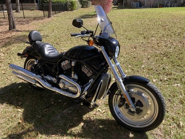 Photo 2006 Harley V-Rod Nightrod - $6,900 (N E Tallahassee)