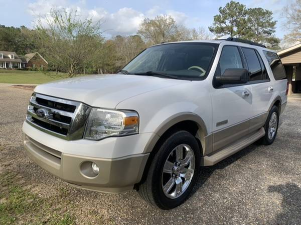 Photo 2007 Ford Expedition - $9900 (Dothan, AL)