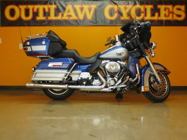 Photo 2010 Harley Davidson FLHTCU Ultra Classic Electra Glide - $11,800 (Covington)