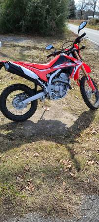 Photo 2019 Honda CRF 250L - $4,500 (Defuniak Springs)