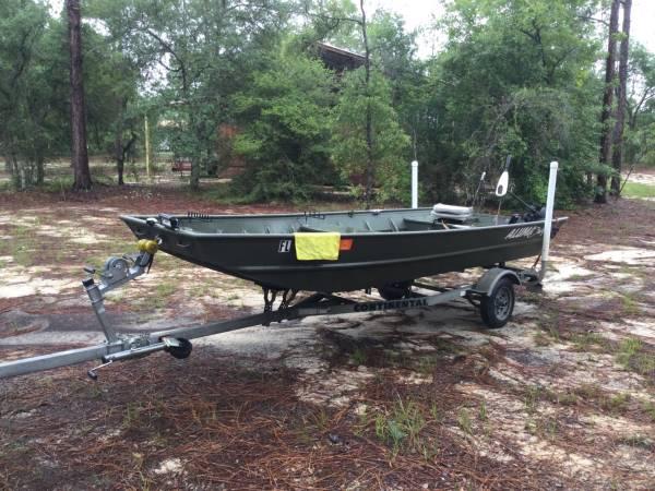 Photo 2020 Alumacraft 1540 - $2,200