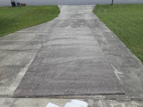 Photo 2 New Brown Carpet Remnents. Maybe Stainmaster. $40 Lg. $20 Sm. - $60 (Crestview)