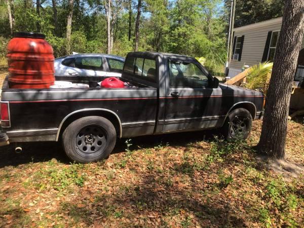 Photo 92 Chevy s10 - $1600