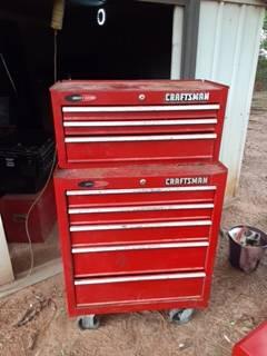 Photo CRAFTSMAN TOOL BOX - $375 (DOTHAN)