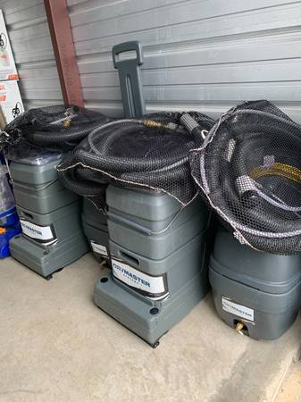 Photo Carpet Cleaning Business EquipmentSolutions - $5,000 (Freeport)
