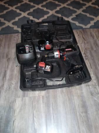 Photo Craftsman drill set - $100 (Tallahassee)