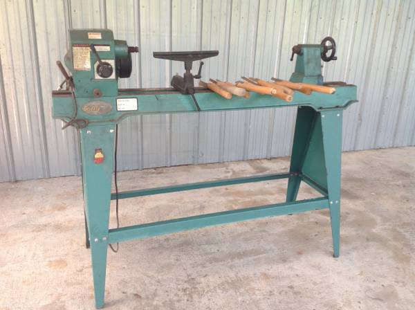 Grizzly Wood Lathe - $450 (Elba) | Tools For Sale | Dothan ...