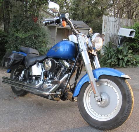 Photo Harley Fatboy - $6,000 (Tallahassee)