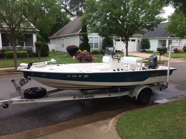 Photo Pathfinder bay boat for sale - $11,900 (Dothan)