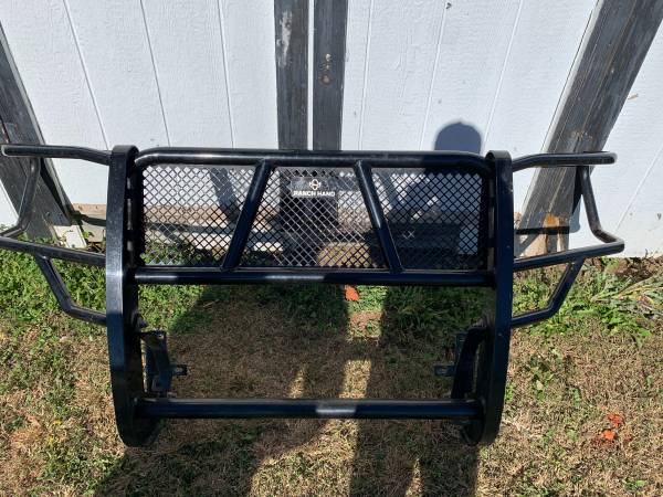 Photo Ranch Hand Brush Guard - $500 (Newville)