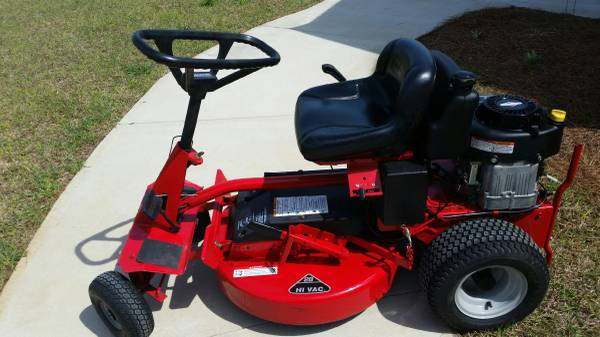Photo Snapper Riding Mower - $700 (Enterprise)