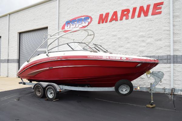 Photo 2014 Yamaha Boats 242 Limited S