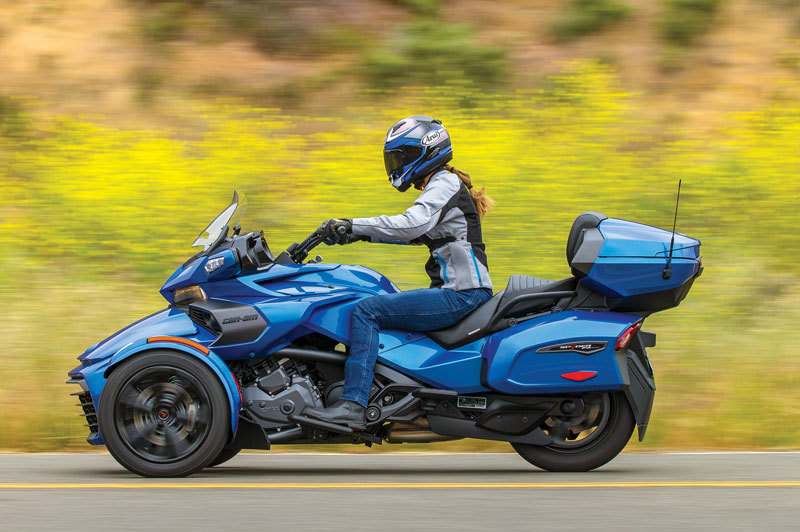 Photo Used 2019 Can-Am Trike Motorcycle  $21000