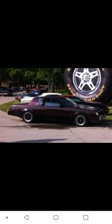 Photo 1987 Buick Turbo T - $21000 (Holy Cross)