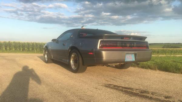 Photo 1988 Pontiac Firebird Trans am GTA - $5300 (Benton)
