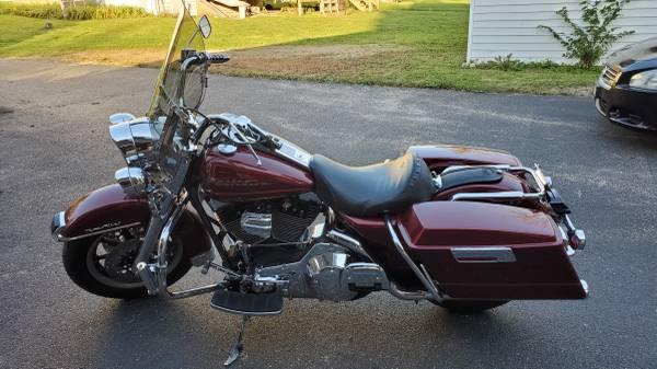 Photo 2001 Harley Davidson Road King FLHR - $4,500 (DELAVAN)