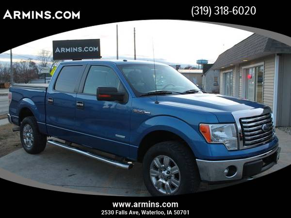 Photo 2011 Ford F150 SuperCrew Cab - $9995