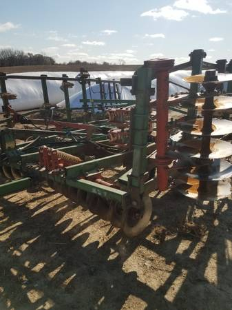 Photo 20 foot field finisher - $2,800 (New Vienna)