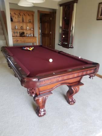 Photo AMERICAN HERITAGE POOL TABLE - $999 (Galena)